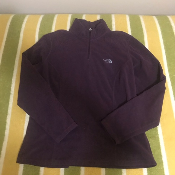 The North Face Sweaters - The North Face 3/4 Zip Fleece